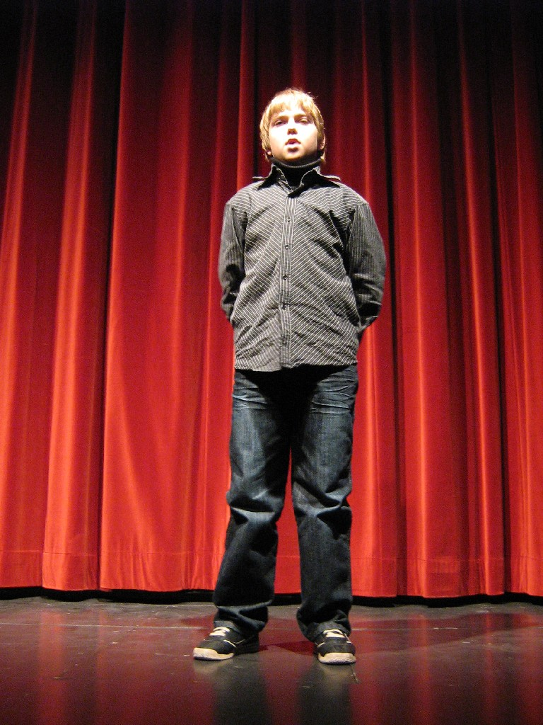 koolipoiss laval